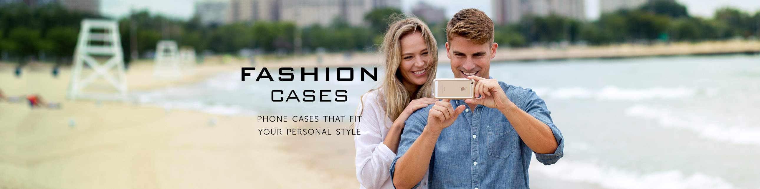 Fashion Cases - Phone cases that fit your personal style.