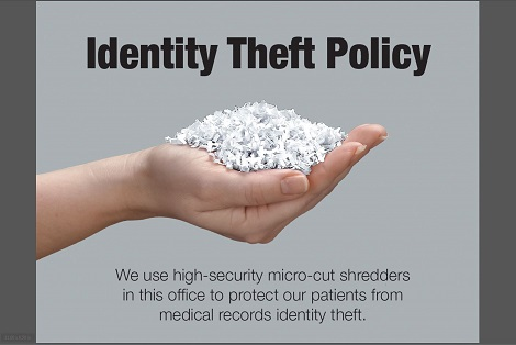 ID Theft Poster