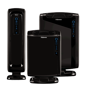 Fellowes AeraMax air purifiers keep workspace air clean