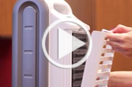 Como cambiar el filtro Modelo DX5