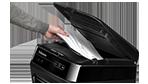 Drawer Document Shredding-Surefeed™ Technology provides automatic paper shredding for maximum productivity
