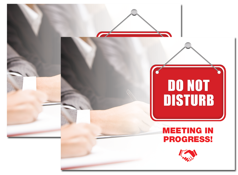 photo regarding Do Not Disturb Sign Printable referred to as Printable - Do Not Disturb - Convention Within just Advancements - Fellowes®