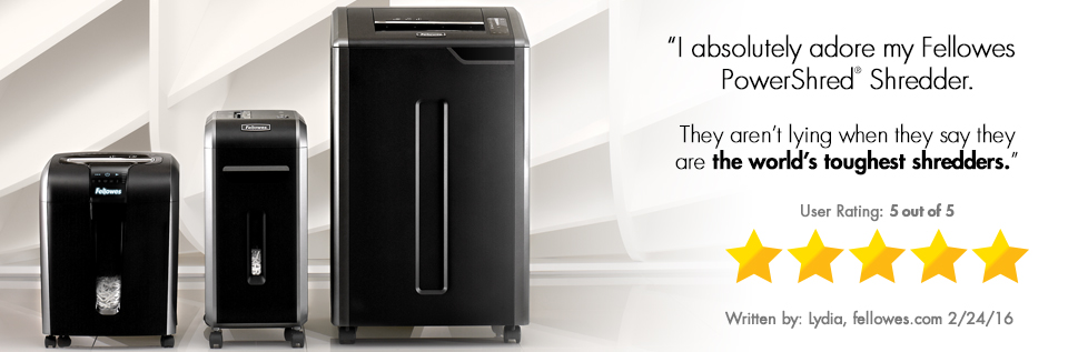 fellowes exceptional quality