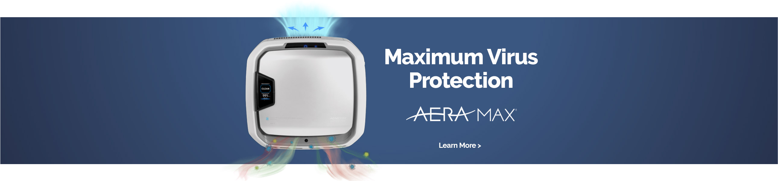Maximum Virus Protection - Fellowes Aeramax Air Purifiers