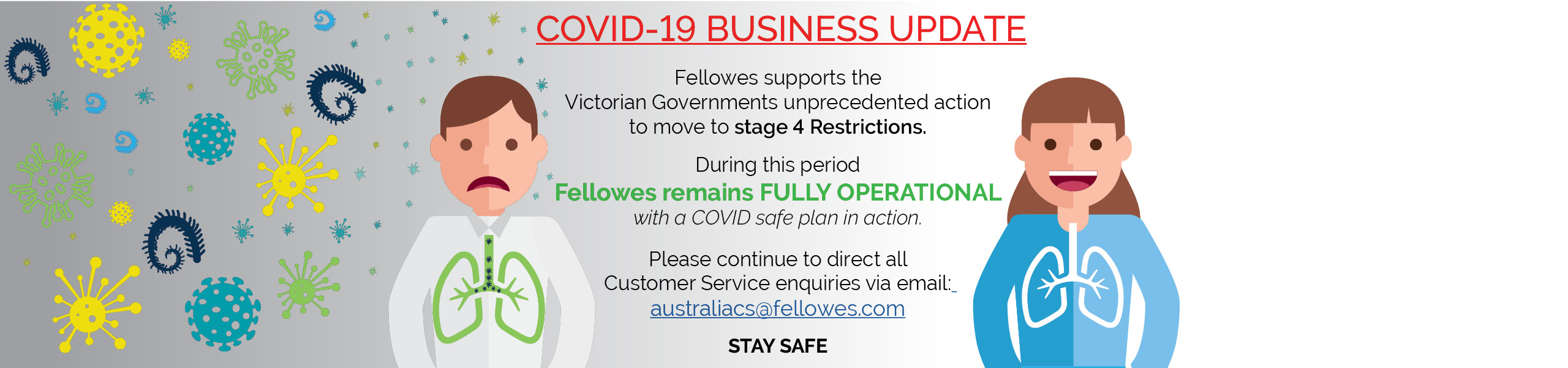Get the Latest Business Update on COVID-19