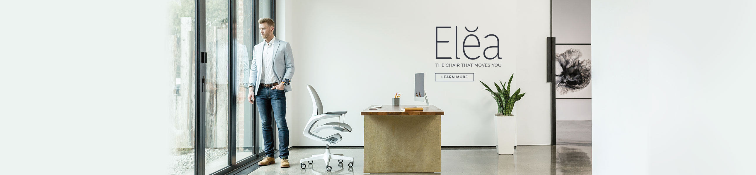 Elea - The Chair That Moves You