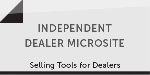 Independent Dealer Microsite