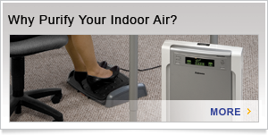 Why Purify Your Indoor Air?