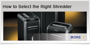 How to Select the Right Shredder