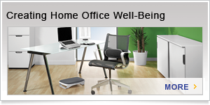 Creating Home Office Well-being