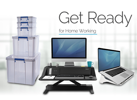 Get Ready For Working From Home