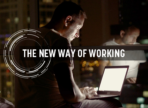 The New Way Of Working
