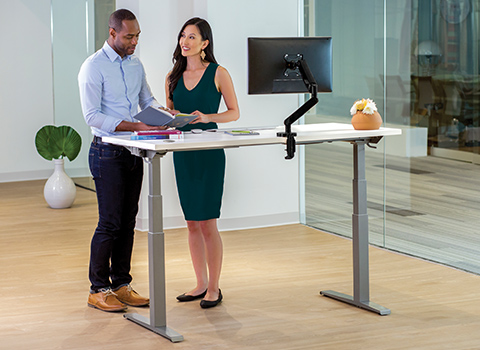 Sit-Stand Workstations