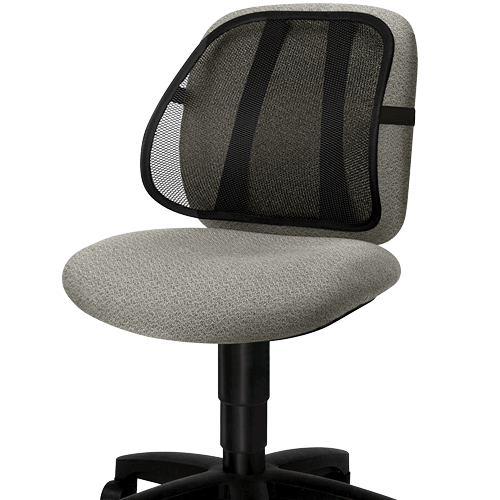 Main Image Office Suites Mesh Back Support - Fellowes®