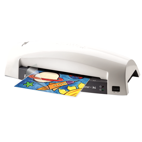 FELLOWES LUNAR+ A4 HOME LAMINATOR  UP TO 125 MICRON