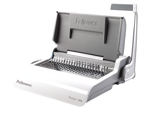 Pulsar™ 300 Manual Comb Binding Machine - Fellowes®