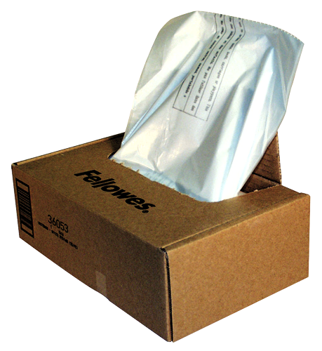 Waste Bags For 99ms 90s 99ci Hs 440 And Automax 130c 200c Shredders
