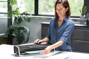 Three ways to find the perfect laminator