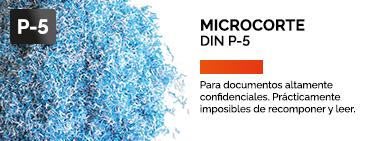 Micro cut P5