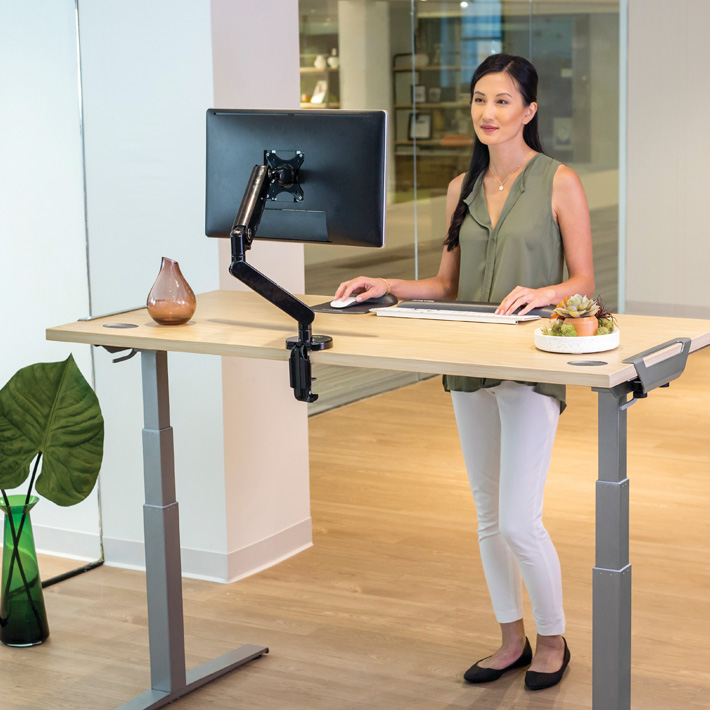The Benefits of Sit-Stand Working