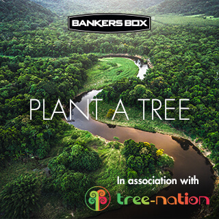 Bankers Box Plant A Tree