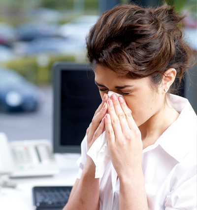 Perché purificare l'aria di un ambiente interno?