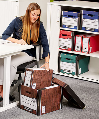 Three reasons why your office needs box storage