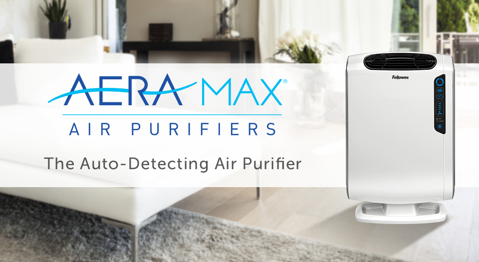 AeraMax HEPA filter Air Purifer