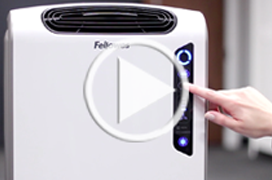 How to operate air purifier AeraMax 200