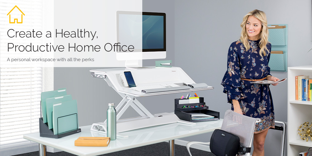 Creating a Healthy and Productive Home Office