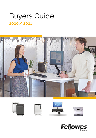 Fellowes Buyer's Guide 2018/2019