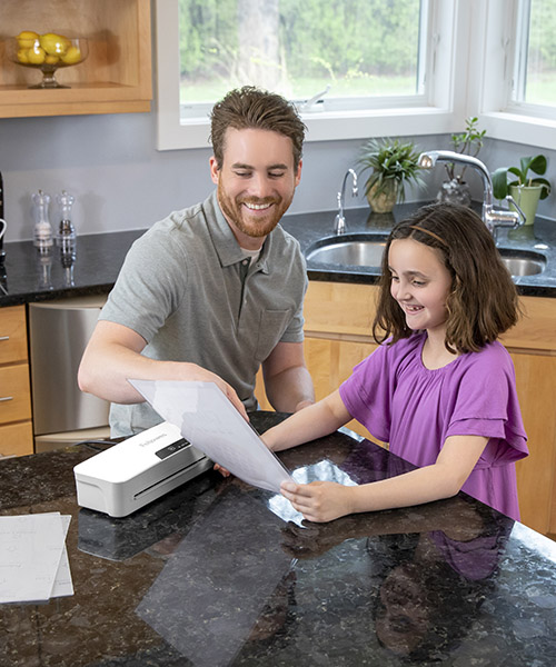 Play & Learn with Fellowes Playhouse for Kids