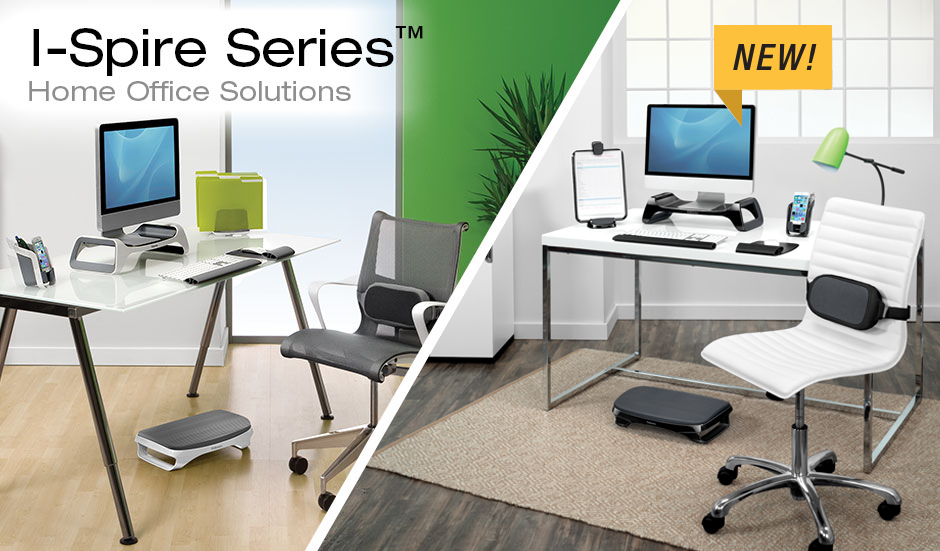 I-Spire Series™ Home Office Solutions