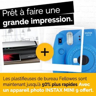 Fellowes Promotions